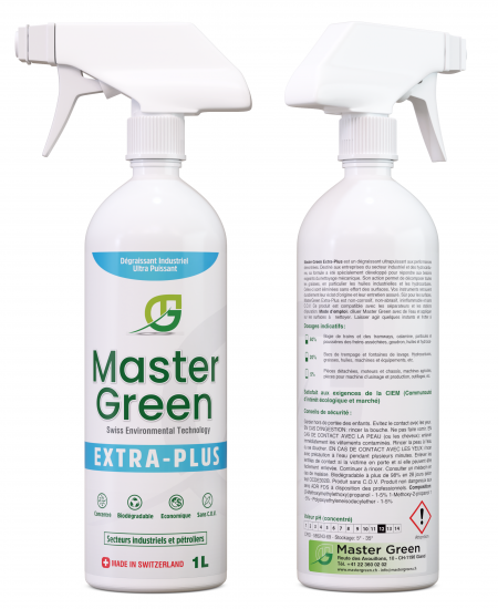Master green extra plus
